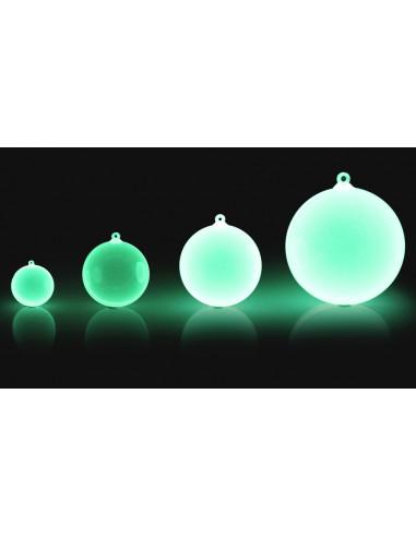 Buy phosphorescent ball luminous plastic divisible ball Diamètre 1