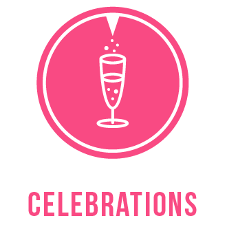 Icone thème célébration champagne